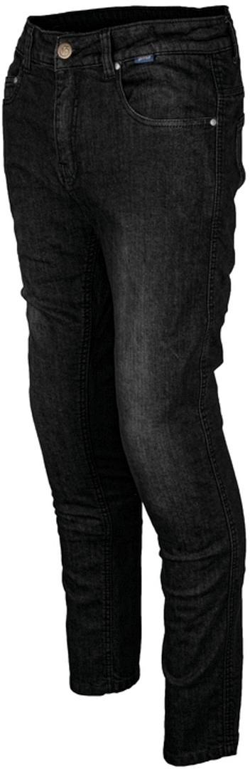 GMS Rattle Slim Motorradjeans, schwarz, Größe 38, schwarz, Größe 38