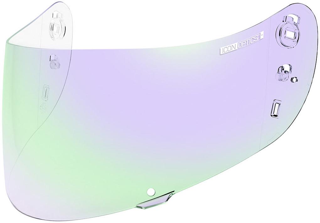 Icon Optics Visier, mehrfarbig, mehrfarbig