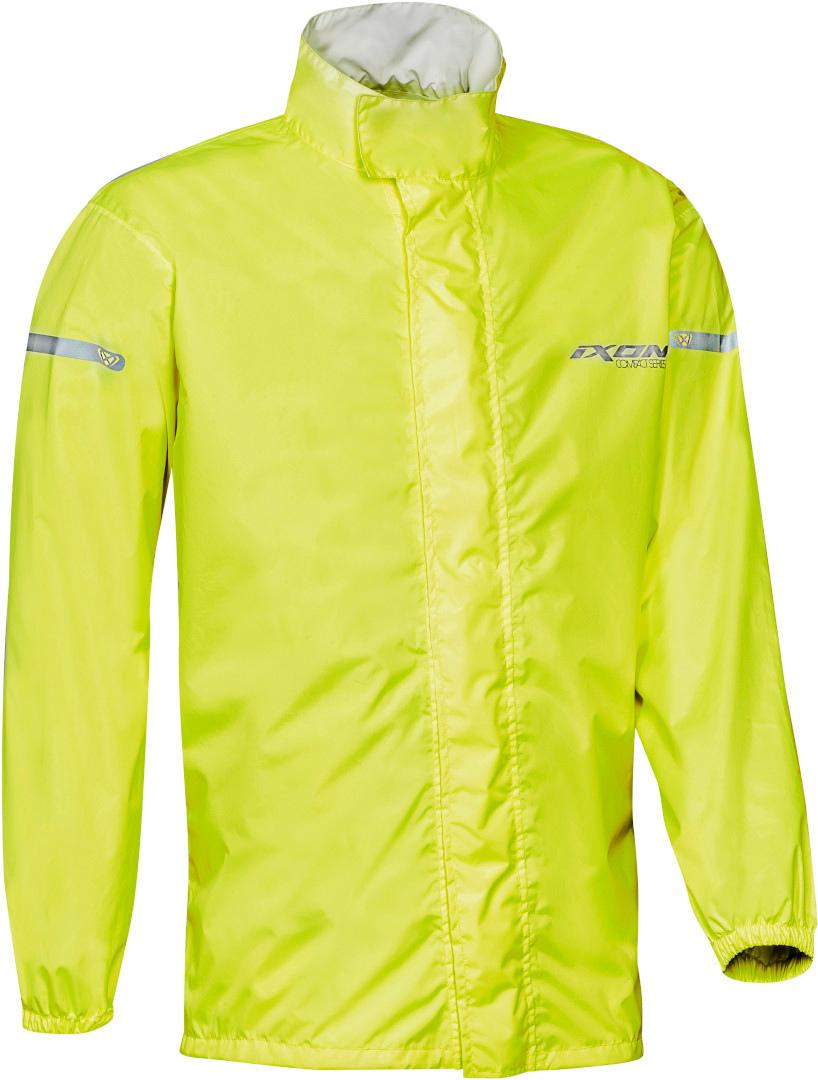 Ixon Compact Motorrad Regenjacke, gelb, Größe XS, gelb, Größe XS