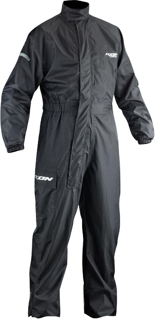 Ixon Compact Regenanzug, schwarz, Größe 4XL, schwarz, Größe 4XL