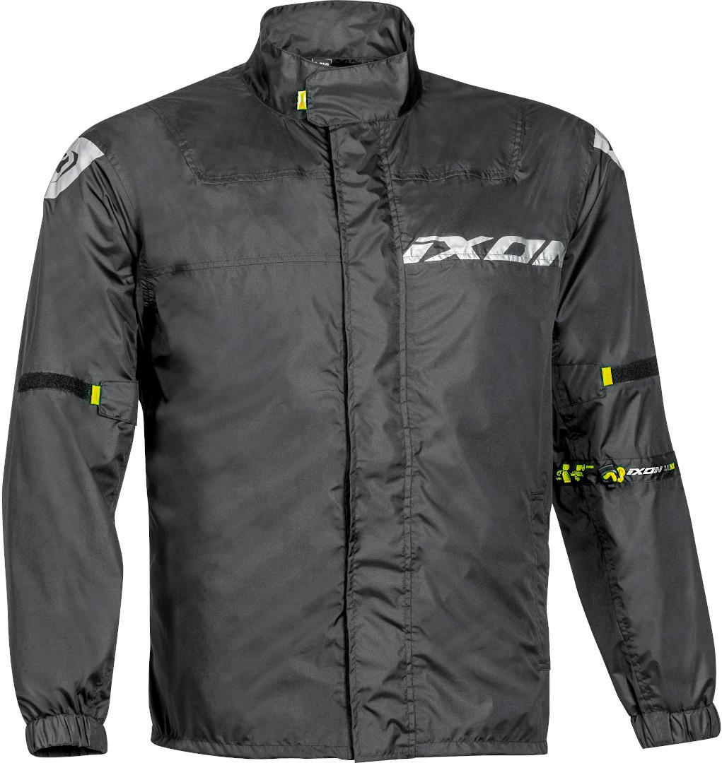 Ixon Madden C Regenjacke, schwarz-gelb, Größe 2XL, schwarz-gelb, Größe 2XL