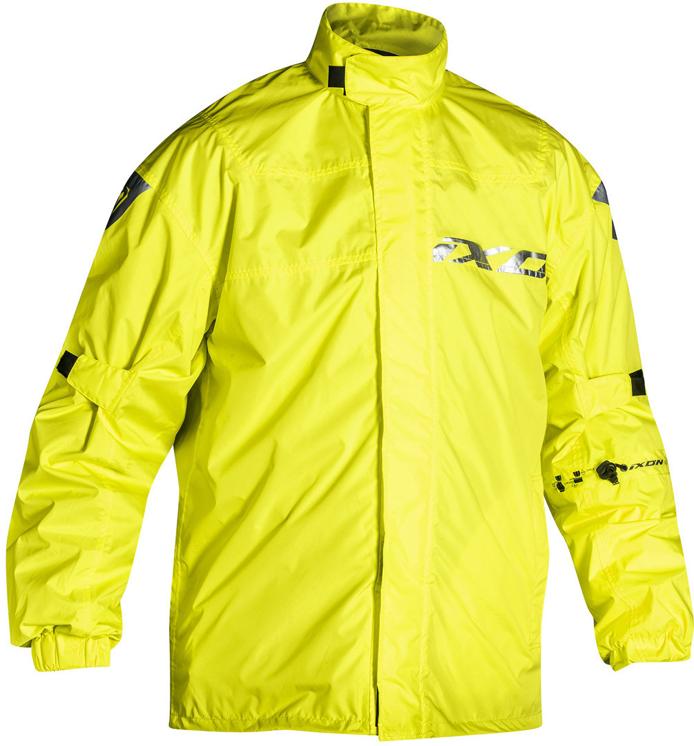 Ixon Madden Regenjacke, gelb, Größe 2XL, gelb, Größe 2XL