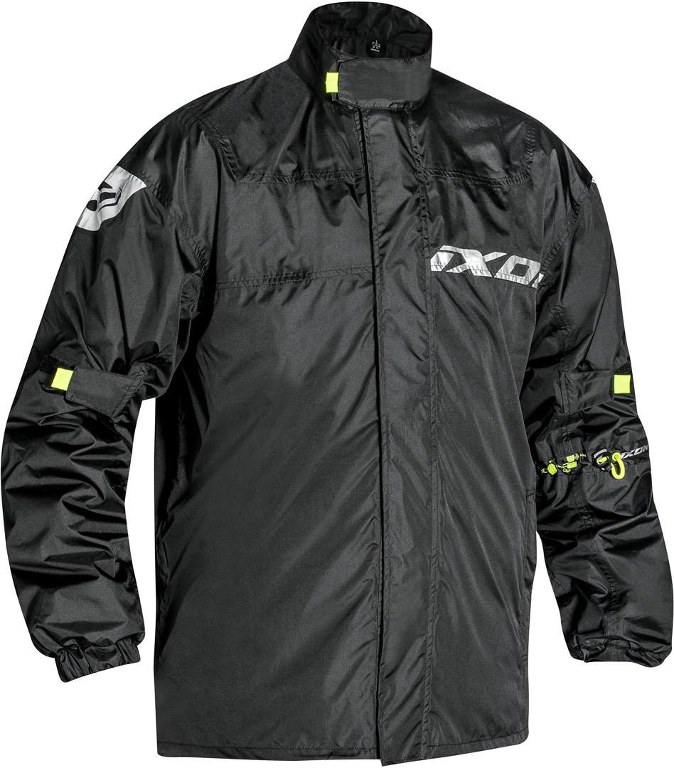 Ixon Madden Regenjacke, schwarz, Größe 3XL, schwarz, Größe 3XL