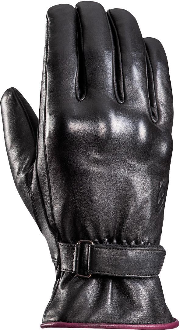 Ixon Pro Nodd Damen Motorradhandschuhe, schwarz, Größe S, schwarz, Größe S