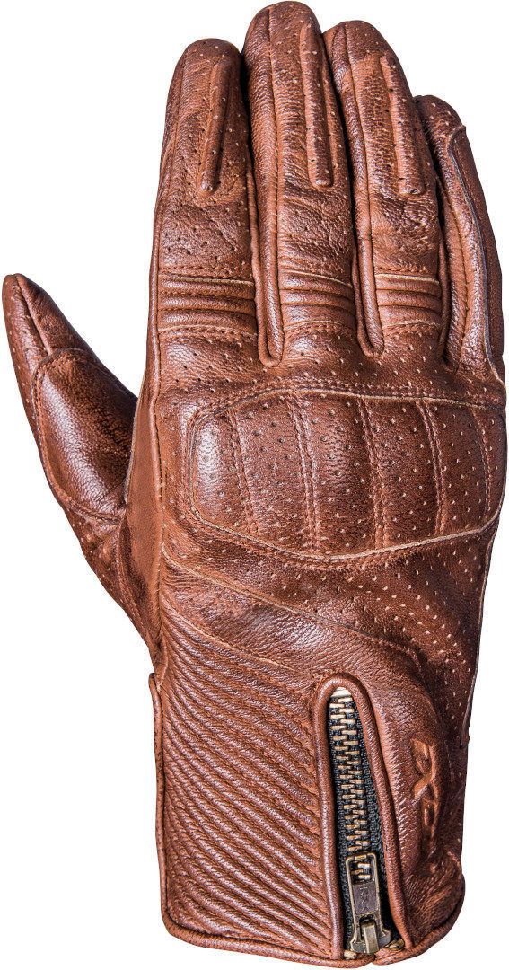 Ixon RS Rocker Motorradhandschuhe, braun, Größe M, braun, Größe M