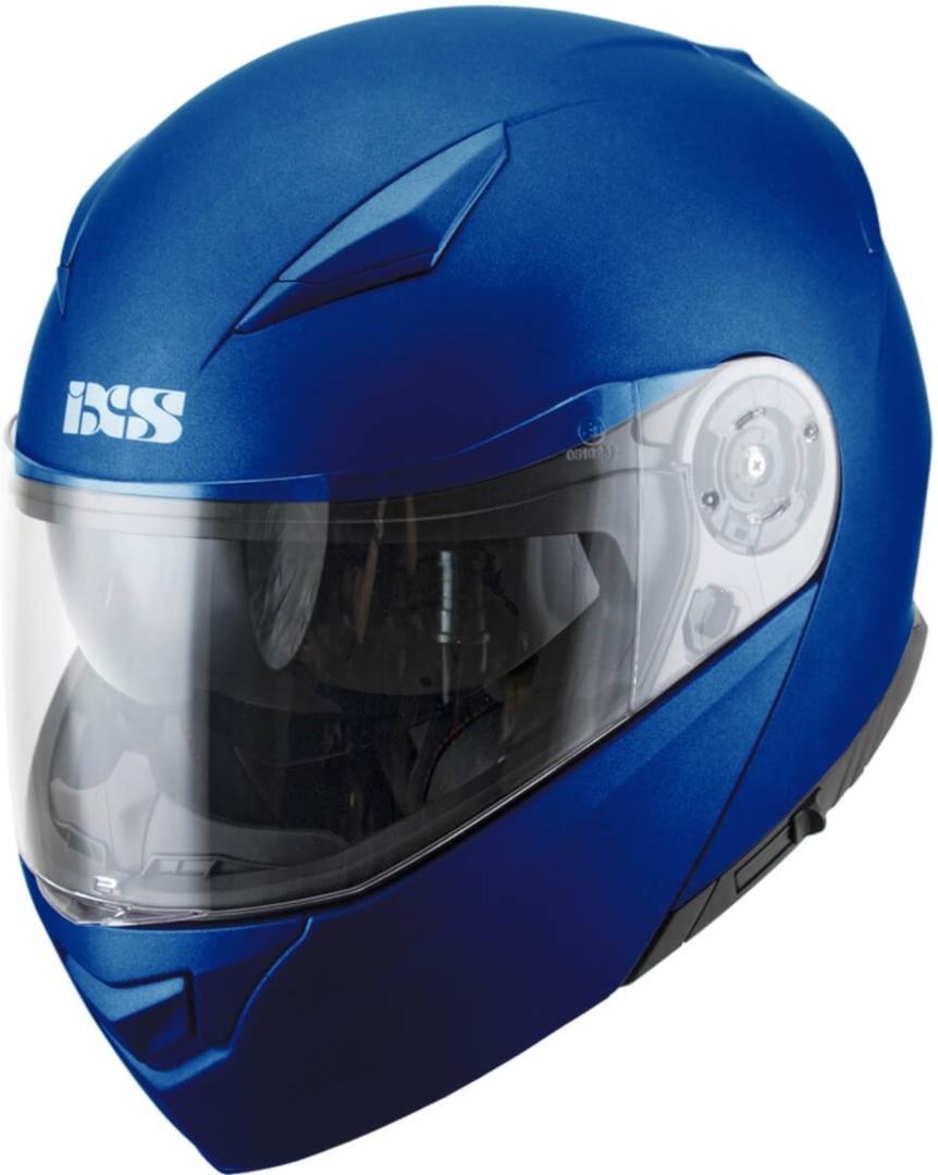 IXS 300 1.0 Klapphelm, blau, Größe XL, blau, Größe XL