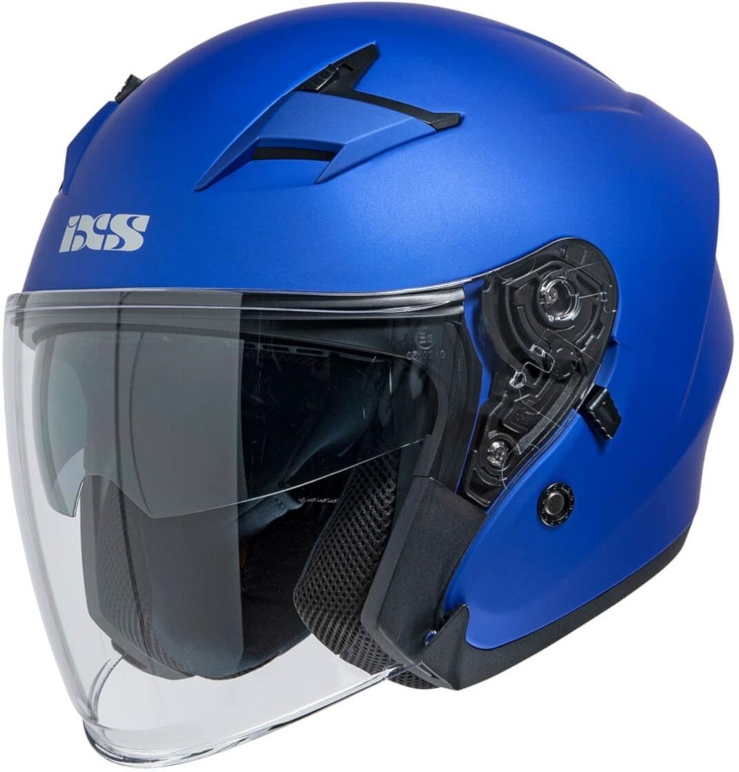 IXS 99 1.0 Jethelm, blau, Größe XL, blau, Größe XL