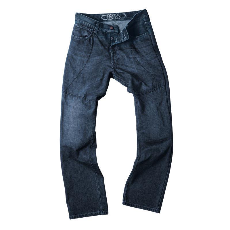 IXS Longley Motorrad Jeans, blau, Größe 30 32, blau, Größe 30 32