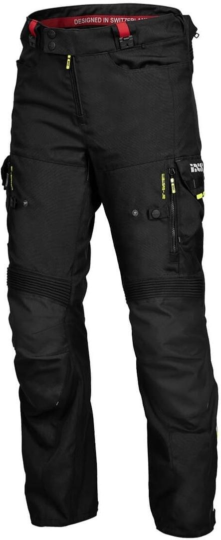 IXS Tour Adventure Gore-Tex Motorrad Textilhose, schwarz, Größe 2XL, schwarz, Größe 2XL