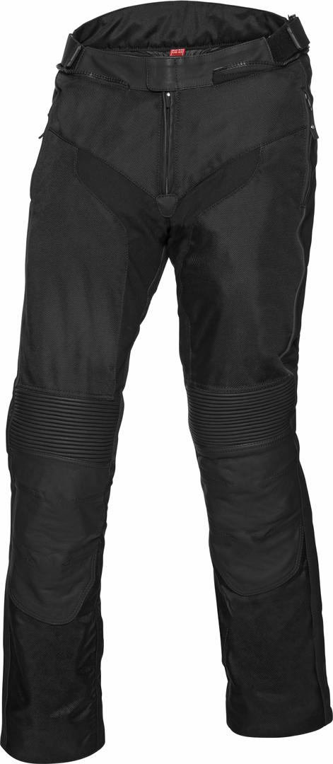 IXS Tour LT ST Motorrad Textilhose, schwarz, Größe 54, schwarz, Größe 54