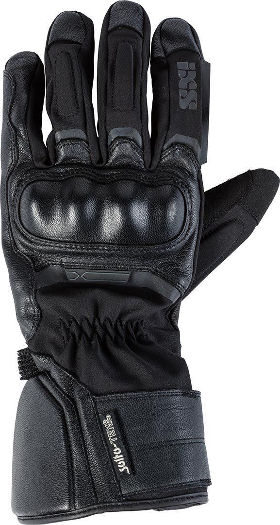 IXS X-Tour ST-Plus Motorradhandschuhe, schwarz, Größe M, schwarz, Größe M