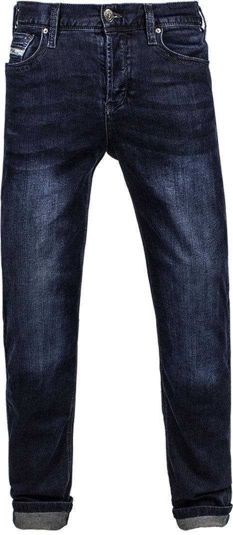 John Doe Original XTM Dunkelblau Jeans, Größe 28, blau, Größe 28