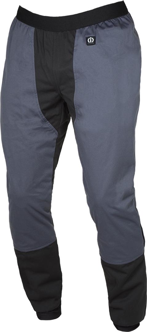 Klan-e beheizbare Textilhose, schwarz, Größe L, schwarz, Größe L