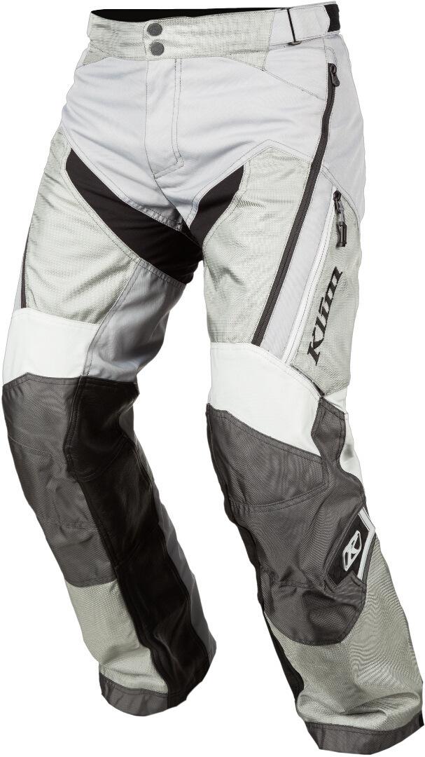 Klim Dakar Motocross Hose, grau, Größe 40, grau, Größe 40