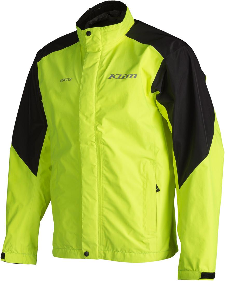 Klim Forecast Jacke, gelb, Größe L, gelb, Größe L