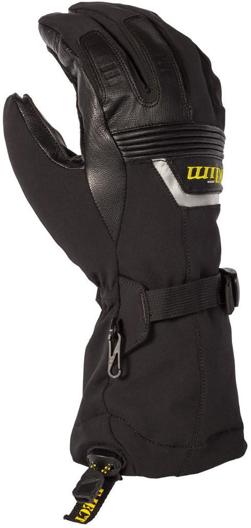 Klim Fusion Skihandschuhe, schwarz, Größe M, schwarz, Größe M