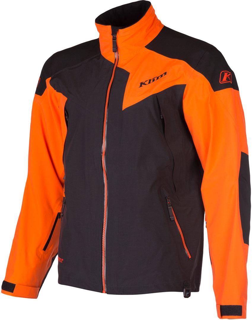 Klim Stealth Jacke 2016, orange, Größe M, orange, Größe M