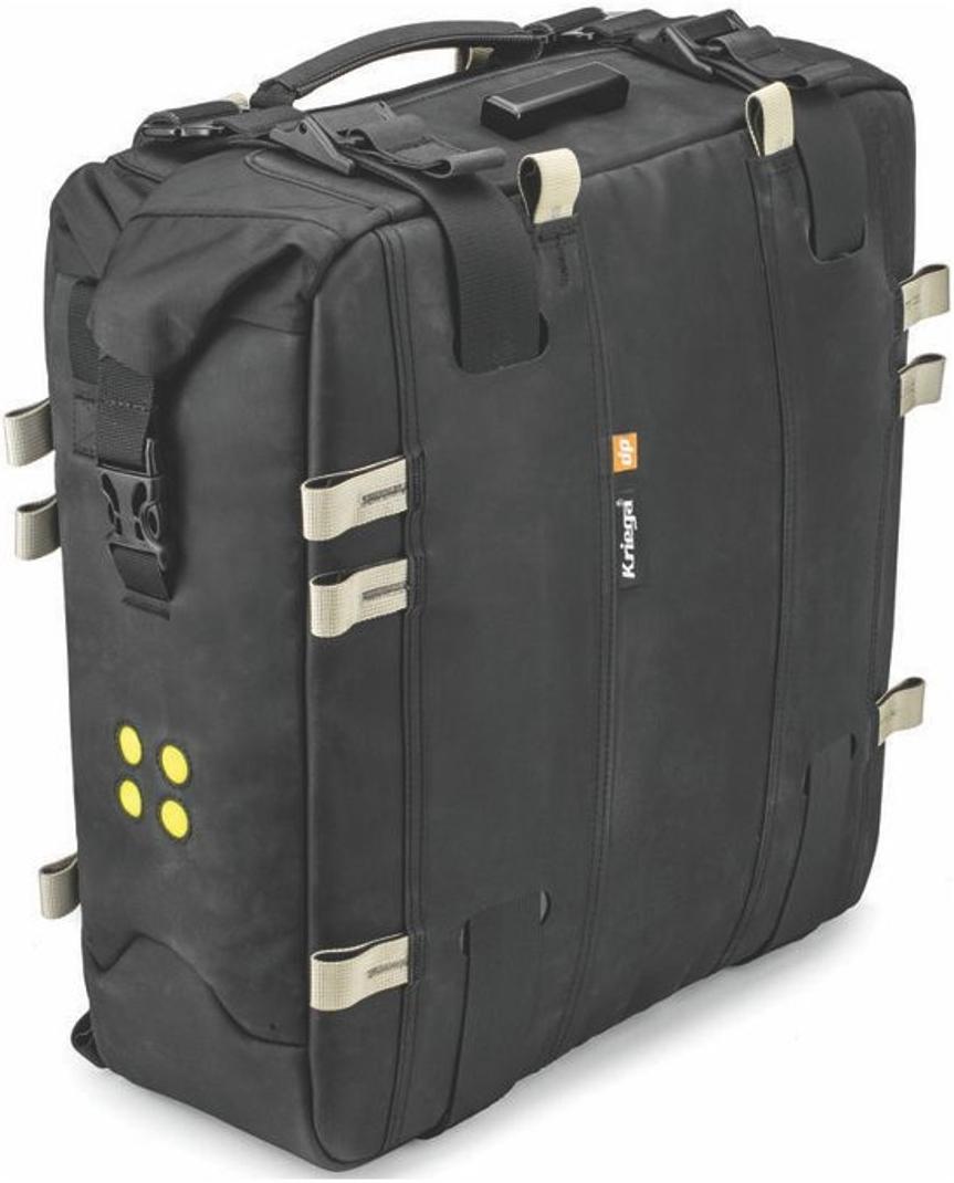 Kriega OS-22 Tasche, schwarz, schwarz