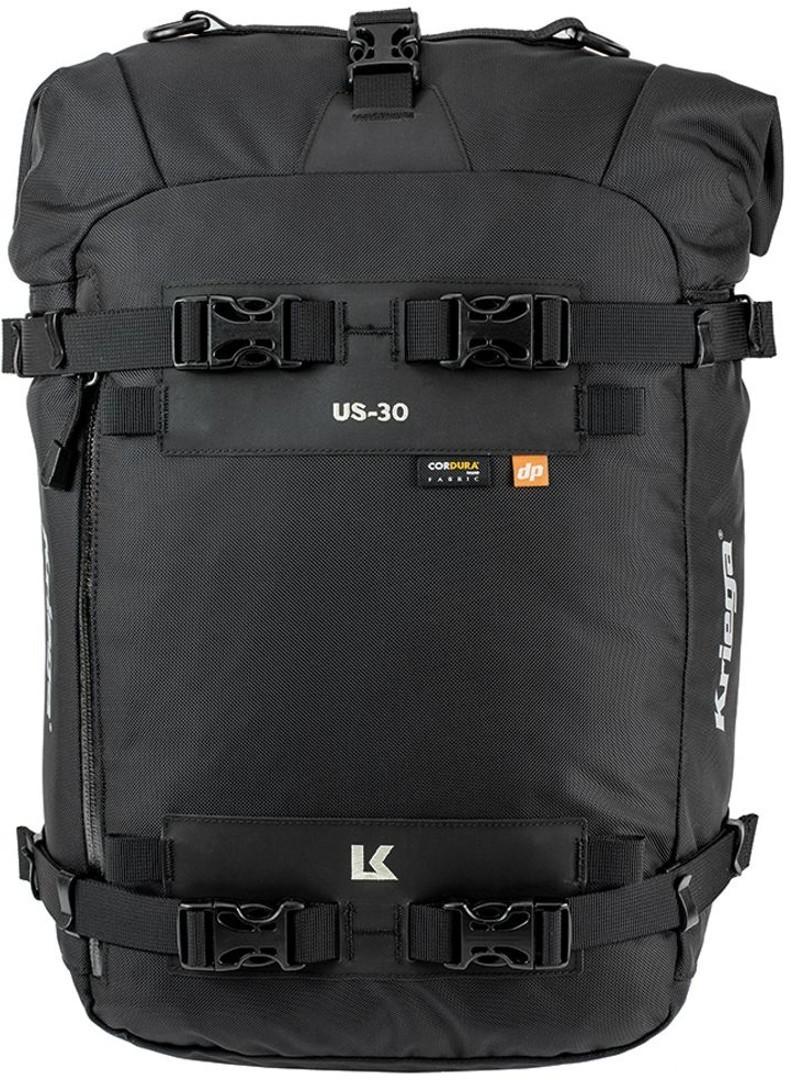 Kriega US-30 Drypack Tasche, schwarz, Größe 21-30l, schwarz, Größe 21-30l