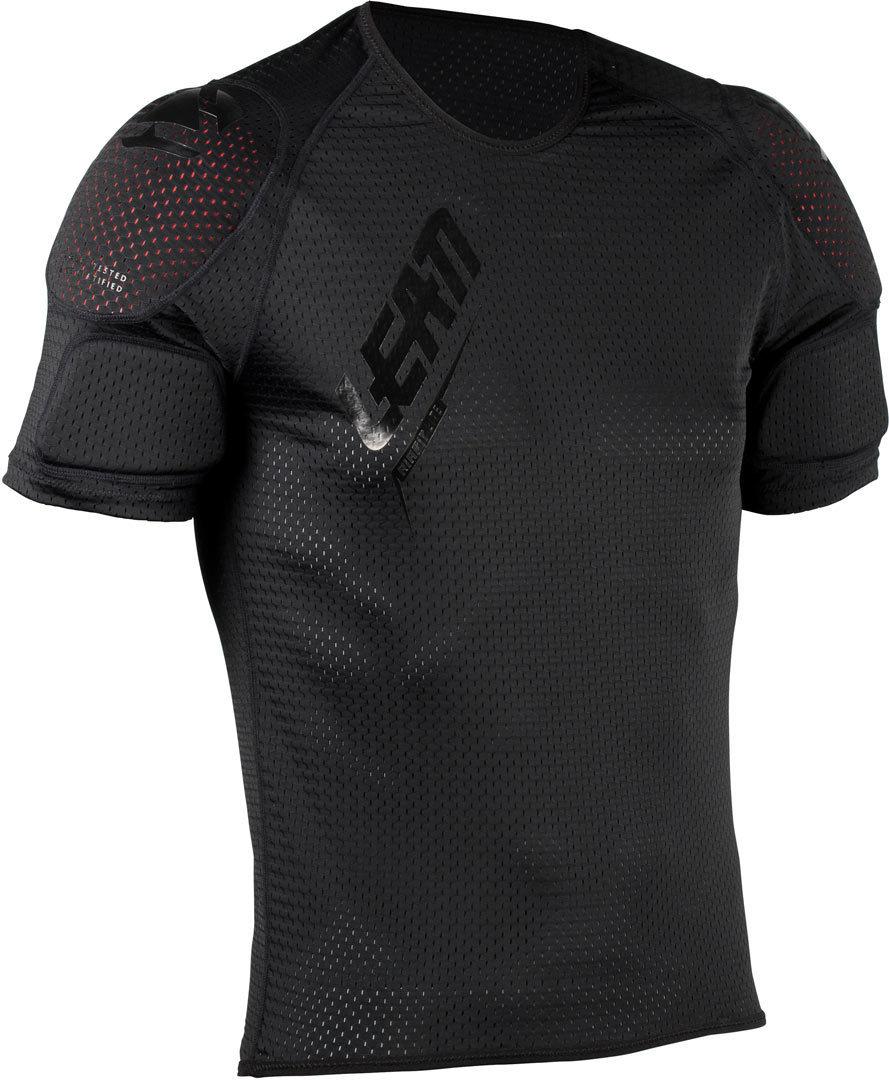 Leatt 3DF Airfit Lite Protektoren T-Shirt, schwarz, Größe S, schwarz, Größe S
