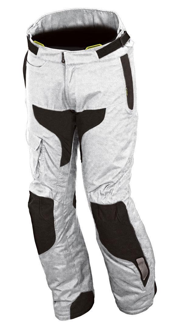 Macna Fulcrum Textilhose, grau, Größe 2XL, grau, Größe 2XL