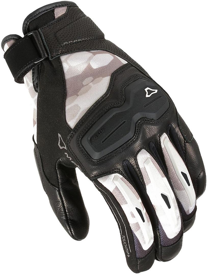 Macna Harros Motorradhandschuhe, beige, Größe XL, beige, Größe XL