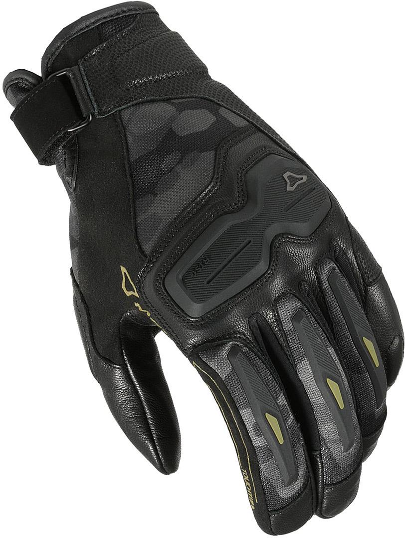 Macna Harros Motorradhandschuhe, grau, Größe 2XL, grau, Größe 2XL