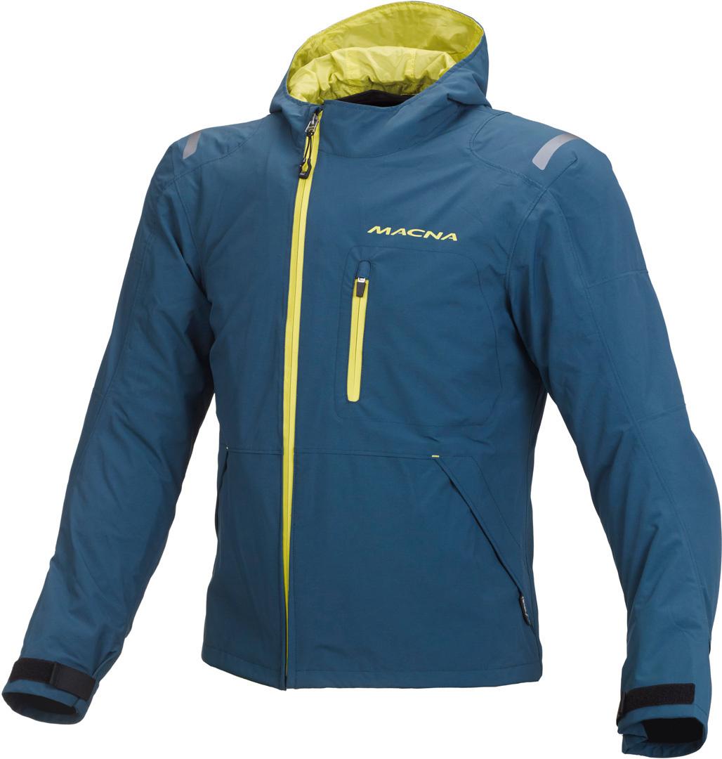 Macna Refuge Textiljacke, blau, Größe M, blau, Größe M