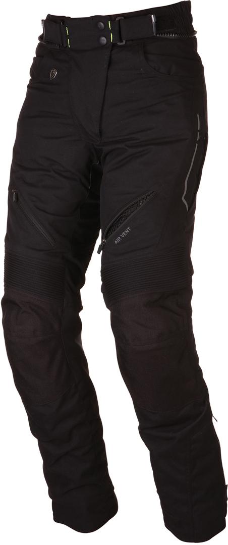 Modeka Amber Damenhose, schwarz, Größe 42, schwarz, Größe 42