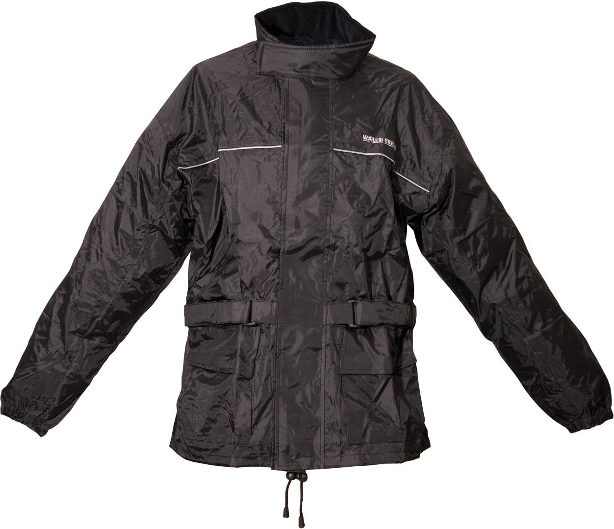 Modeka Regenjacke, schwarz, Größe 6XL, schwarz, Größe 6XL