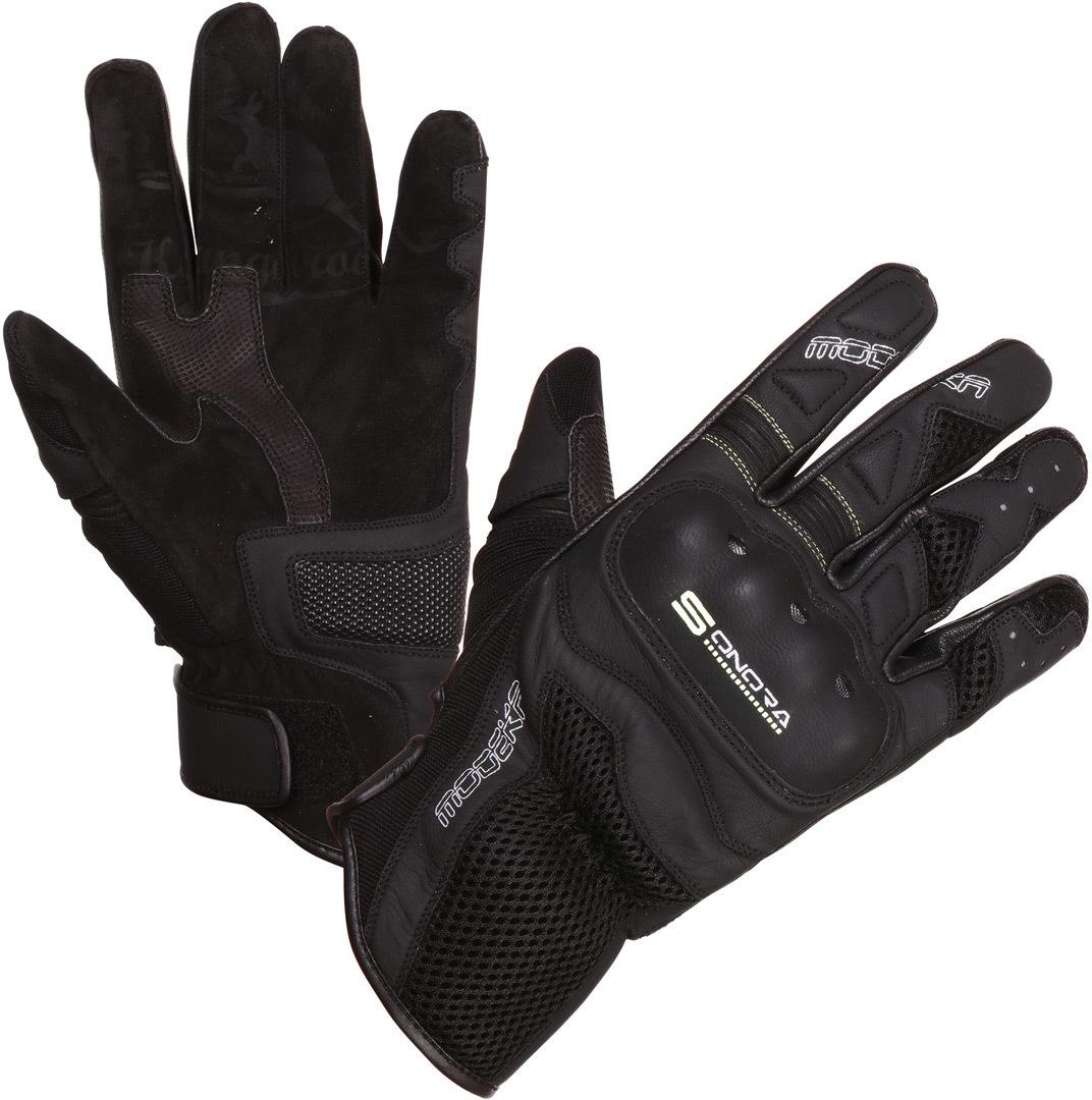 Modeka Sonora Dry Handschuhe, schwarz, Größe M L, schwarz, Größe M L