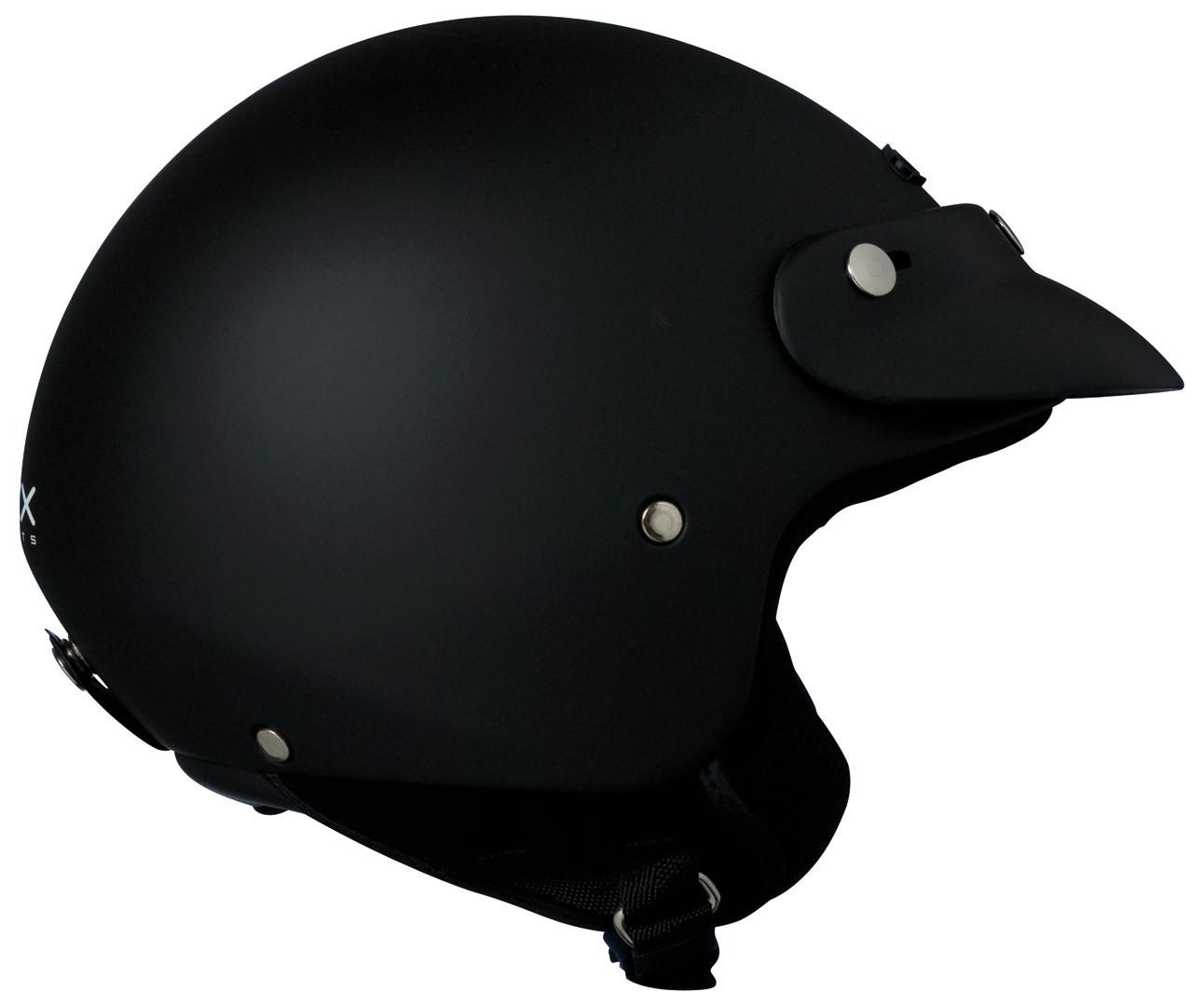 Nexx SX.60 Basic Jethelm, schwarz, Größe XL, schwarz, Größe XL