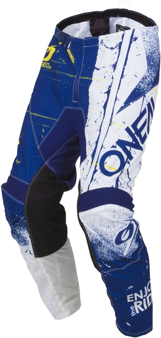 Oneal Element Shred Motocross Hose, blau, Größe 34, blau, Größe 34