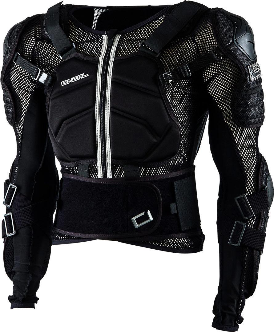 Oneal Underdog Motocross Protektorenjacke, schwarz, Größe L, schwarz, Größe L