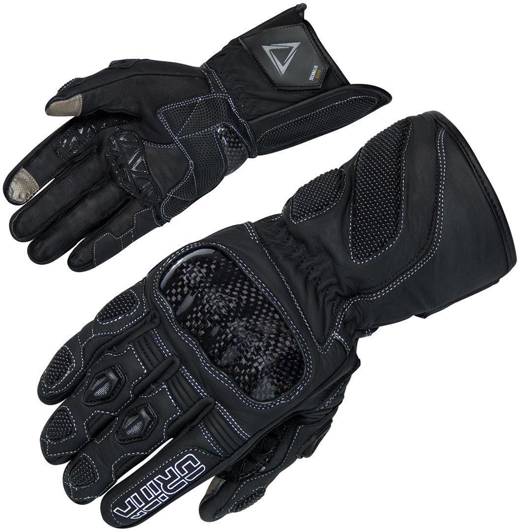 Orina Shepard Motorradhandschuhe, schwarz, Größe 2XL, schwarz, Größe 2XL