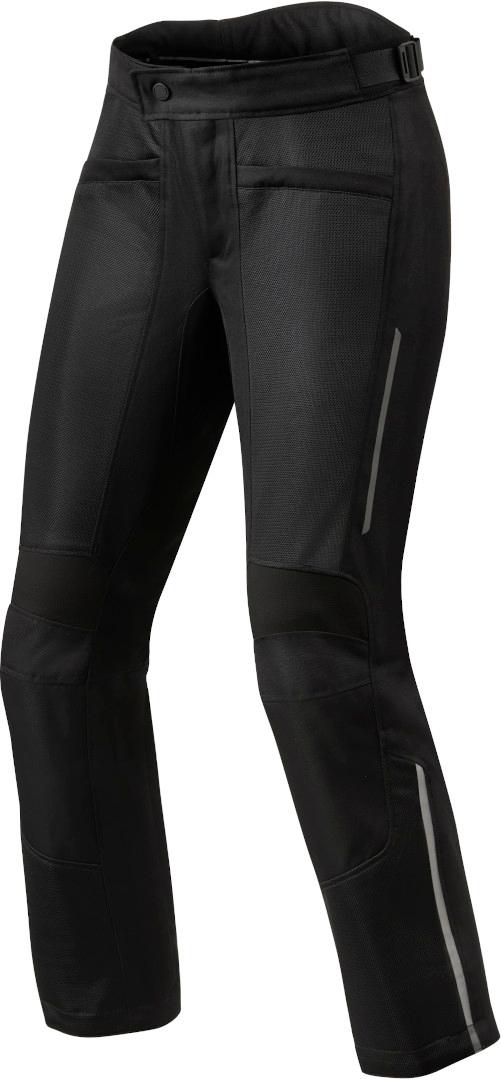 Revit Airwave 3 Damen Motorrad Textilhose, schwarz, Größe 36, schwarz, Größe 36