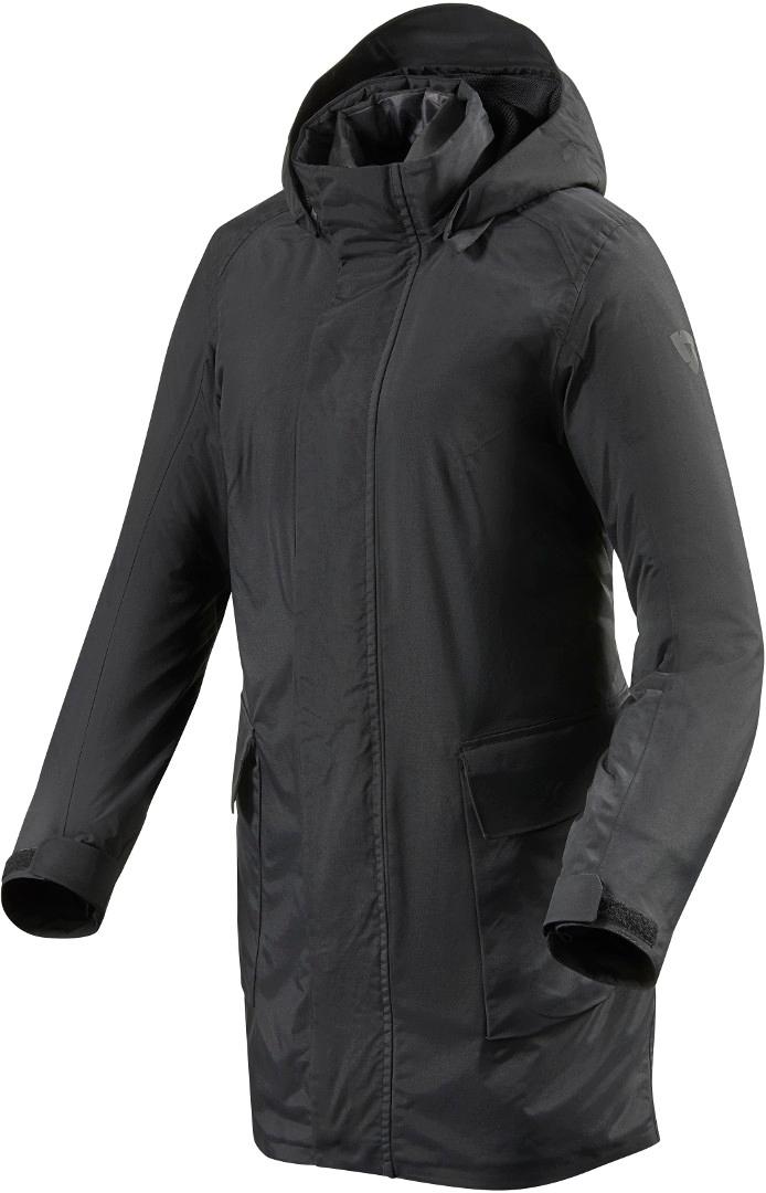 Revit Metropolitan 2 GTX Damen Motorrad Textiljacke, schwarz, Größe M, schwarz, Größe M