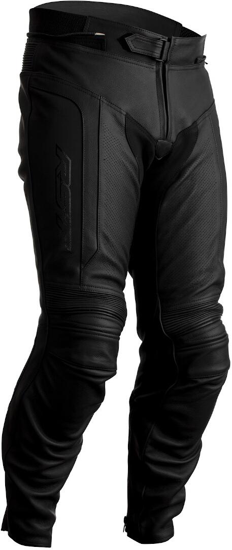 RST Axis Motorrad Lederhose, schwarz, Größe 52, schwarz, Größe 52