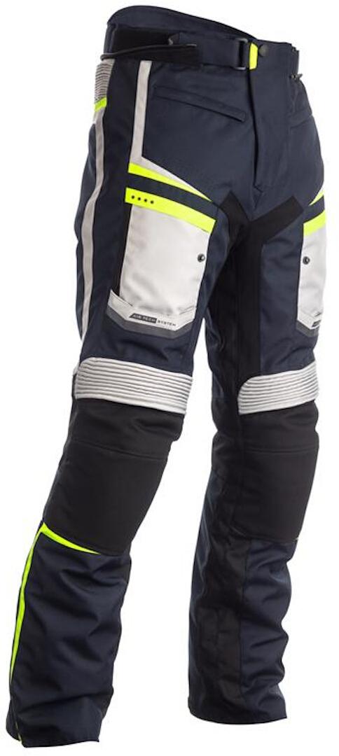RST Maverick Damen Motorrad Textilhose, grau-blau, Größe 46, grau-blau, Größe 46