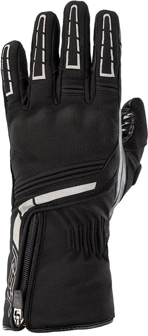 RST Storm 2 Wasserdichte Damen Motorradhandschuhe, schwarz, Größe S, schwarz, Größe S