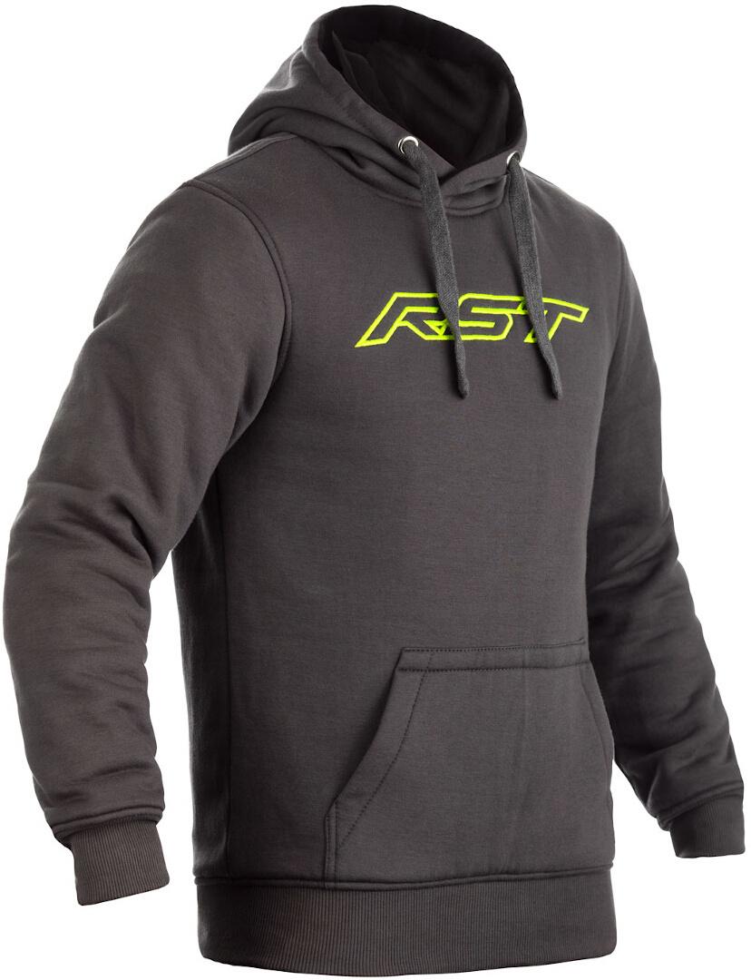 RST X Pullover Motorrad Hoodie, grau, Größe 52, grau, Größe 52