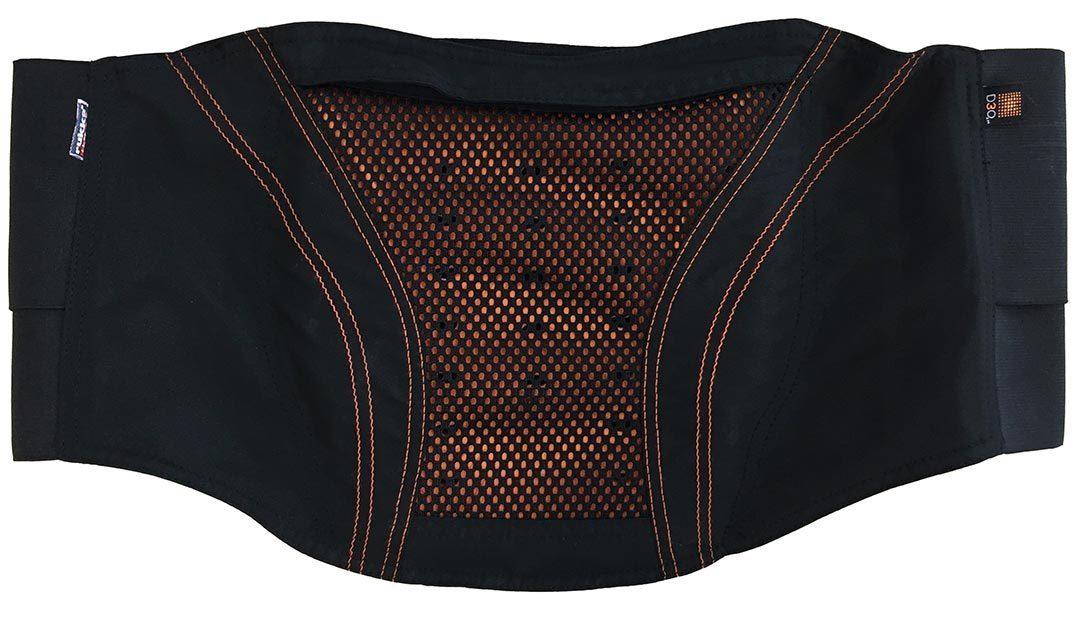Rukka D3O Lower Nierengurt Rückenprotektor, schwarz, Größe XS, schwarz, Größe XS