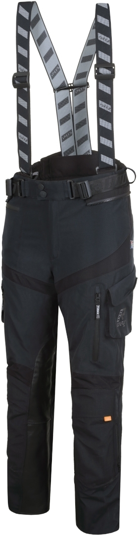 Rukka Exegal Gore-Tex Motorrad Textilhose, schwarz, Größe 62, schwarz, Größe 62