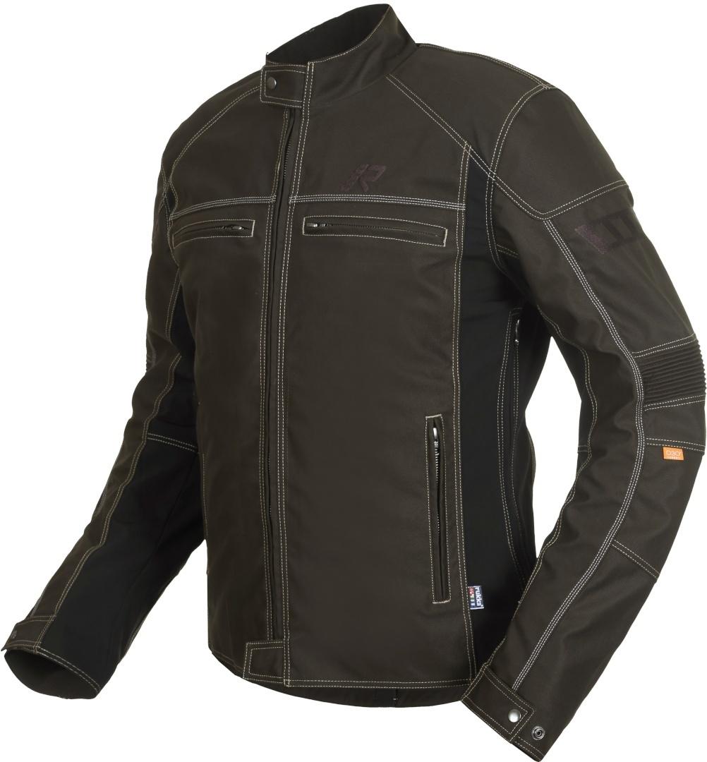 Rukka Raymore Motorrad Textiljacke, braun, Größe 50, braun, Größe 50