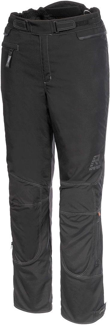 Rukka RCT Gore-Tex Damen Motorradhose, schwarz, Größe 48, schwarz, Größe 48