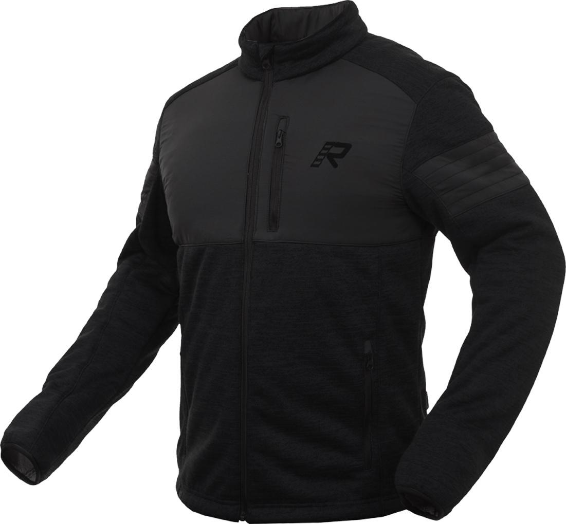 Rukka Renwer Motorrrad Textiljacke, schwarz, Größe M, schwarz, Größe M