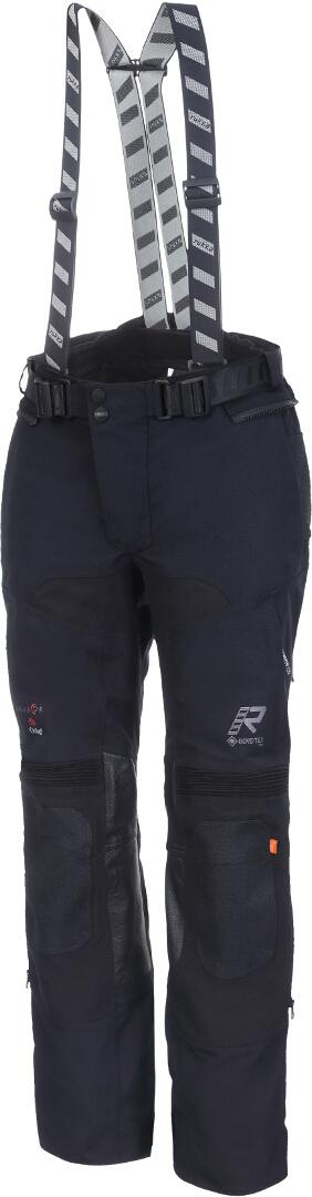 Rukka Shield-R Motorrad Textilhose, schwarz, Größe 48, schwarz, Größe 48