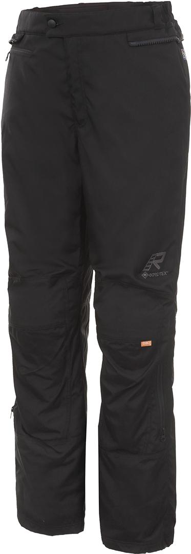 Rukka Start-R Motorrad Textilhose, schwarz, Größe 62, schwarz, Größe 62