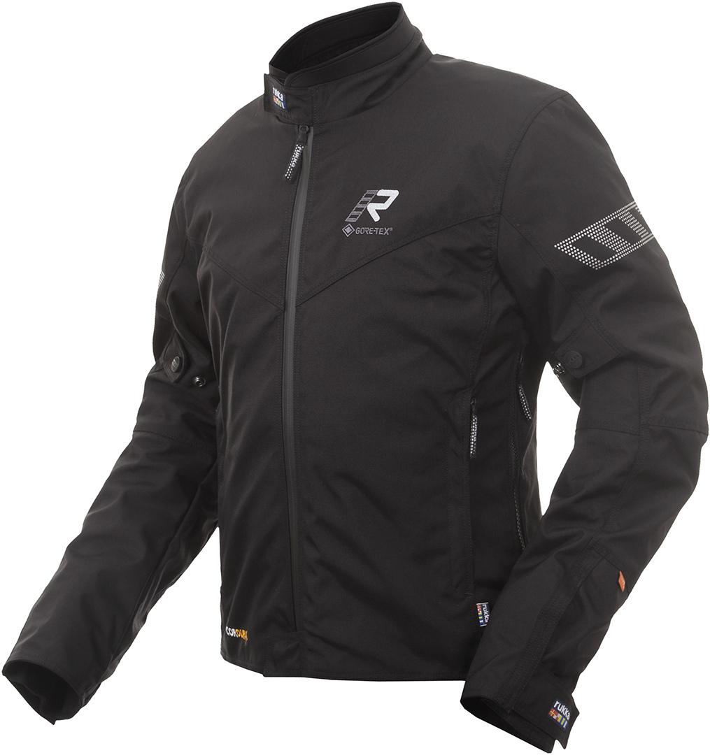 Rukka Start-R Motorrad Textiljacke, schwarz, Größe 60, schwarz, Größe 60