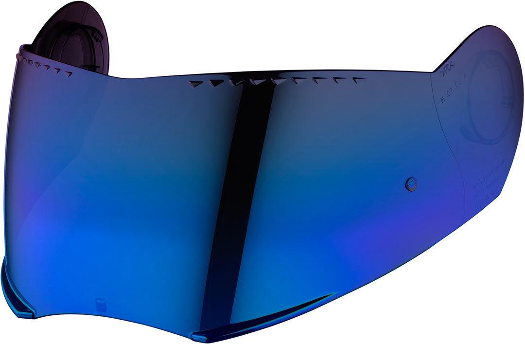 Schuberth E1 Visier, blau, Größe 2XS XS S M L, blau, Größe 2XS XS S M L